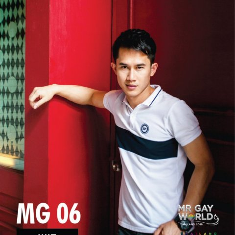 Worachai Kamguan Mr Gay World Thailand