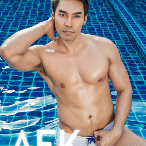 Wuttipol  Saithong Mr Gay World Thailand